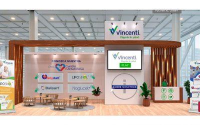 Vincenti estuvo presente en el Congreso Venezolano de Cardiología 2021